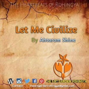 Let Me Civilize