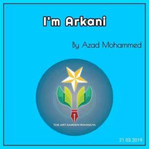 I'm Arakani