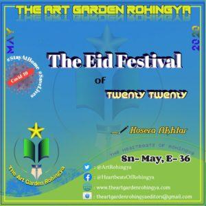 The Eid Festival of Twenty Twenty